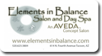 Elements in Balance Salon and Day Spa